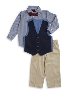 Nautica Four-Piece Suit Set