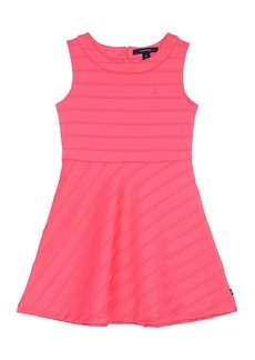 Nautica Girls' Little Special Occasion Fashion Dress