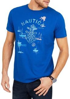 Nautica Graphic Cotton Tee
