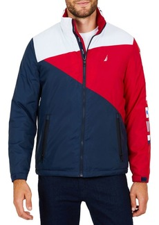 Nautica Heritage Filled Jacket