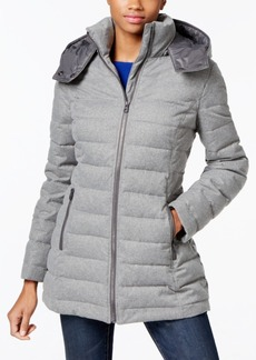 Nautica Hooded Puffer Coat