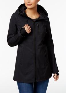 Nautica Hooded Softshell Raincoat