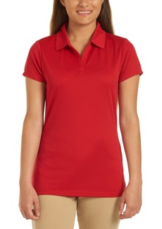 Nautica Juniors Short Sleeve Performance Polo
