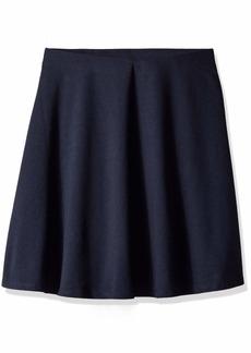 Nautica Juniors Uniform French Terry Skater Skirt