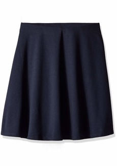 Nautica Junior's Uniform French Terry Skater Skirt