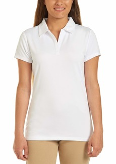 Nautica Juniors Uniform Short Sleeve Performance Polo