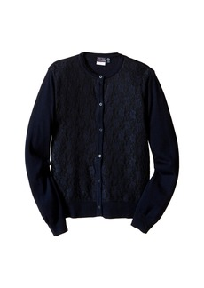 Nautica Lace Front Cardigan (Big Kids)