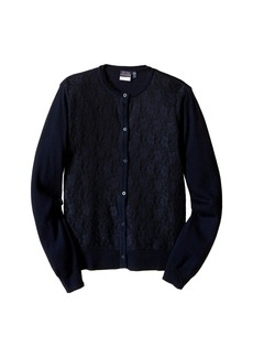 Nautica Lace Front Cardigan (Little Kids)