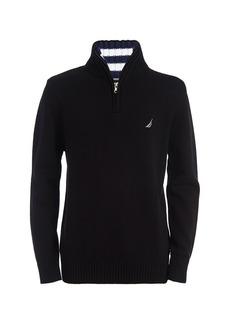 Nautica Larsson Quarter Zip Sweater