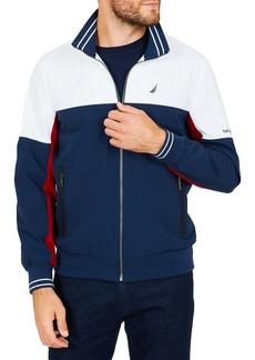 Nautica Lightweight Colorblock Jacket
