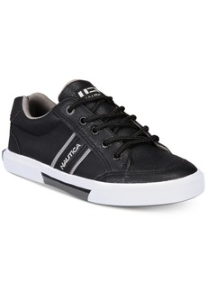 Nautica Little & Big Boys Perforated Low-Top Lace-Up Sneakers