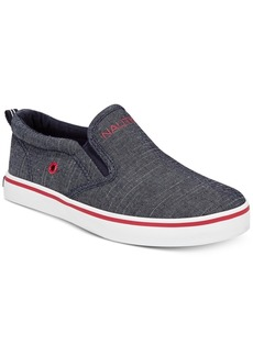 Nautica Little & Big Boys Youth Twin Gore Slip-Ons