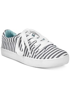 Nautica Little & Big Girls Lace-Up Sneakers