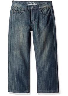 Nautica Little Boys -Pocket Straight Fit Jeans  0