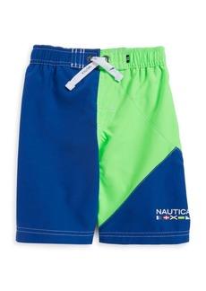 Nautica Little Boys' Carson Swim Trunks