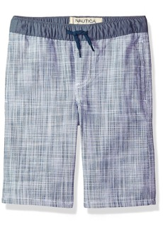 Nautica Boys' Little Printed Pull-On Short