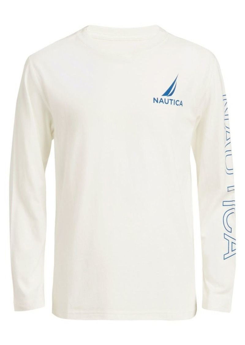 Nautica Little Boy's Tyrese Long Sleeve Tee