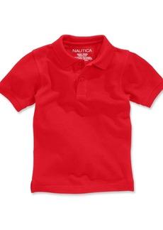 Nautica School Uniform Polo, Little Boys