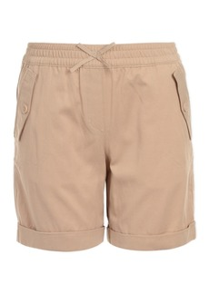 Nautica Little Girls Pull-On Cuffed Shorts