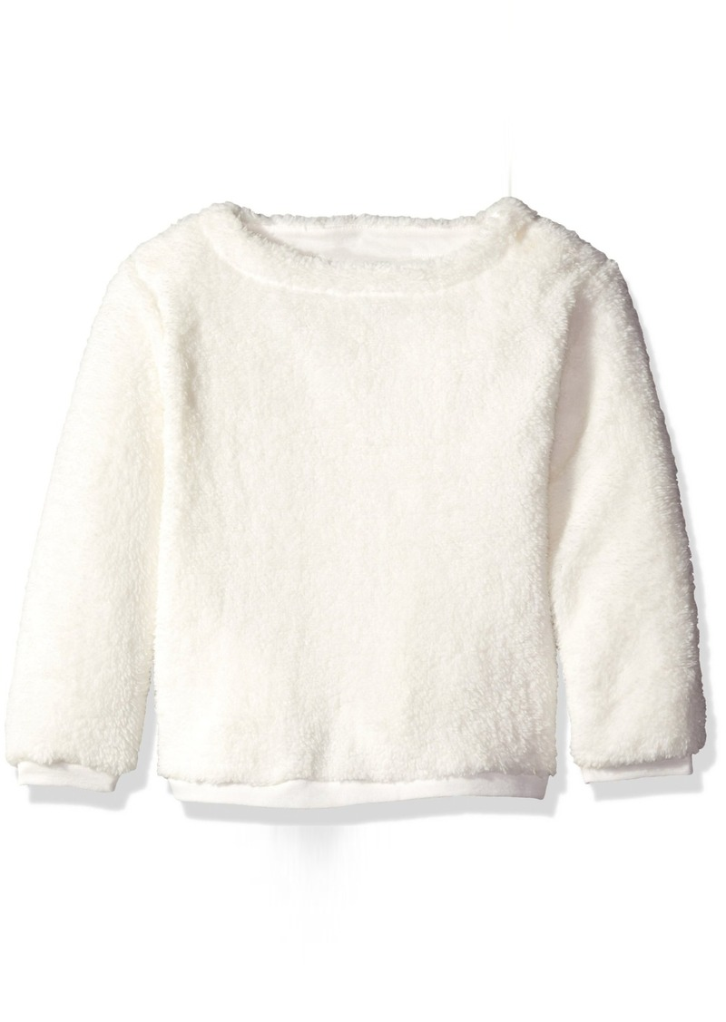 Nautica Nautica Little Girls Sherpa Pullover Sweater | Sweaters ...
