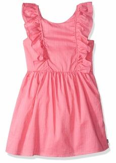 Nautica Little Girl's Short Sleeve Fashion Dress