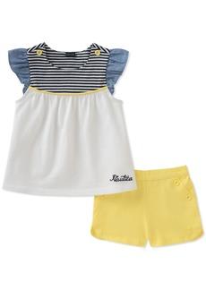 Nautica Little Girls' Shorts Set
