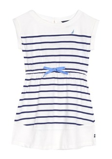 Nautica Little Girls' Stripe Jersey Dress
