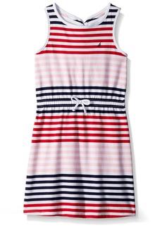 Nautica Little Girls' Stripe Knit Dress