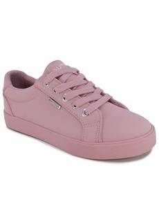 Nautica Little Girls Tonal Lace Up Sneakers