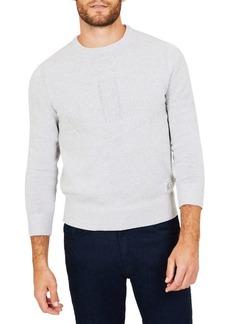 Nautica Logo Cotton Sweater