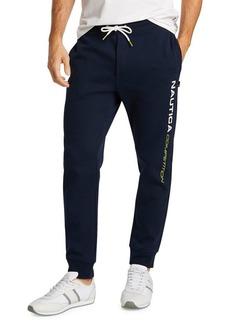Nautica Logo Drawstring Jogger Pants