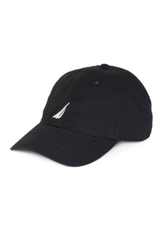 Nautica Logo-Embroidered Baseball Hat