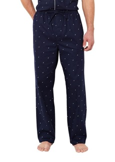 Nautica Logo Print Pajama Pants