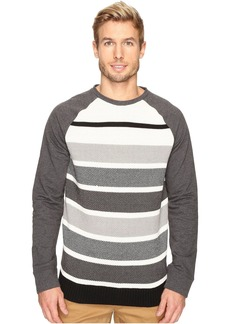 Nautica Long Sleeve Sweater Front Crew