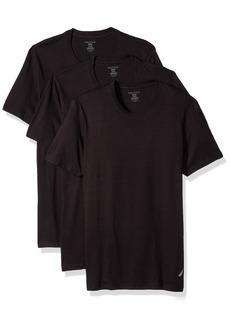 Nautica Men's 3-Pack Cotton Crew Neck T-Shirt  XL