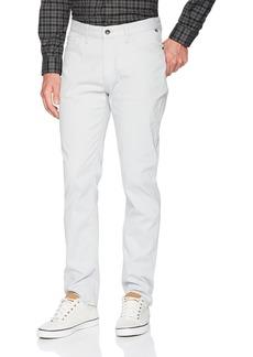 Nautica Men's 5 Pocket Slim Fit Stretch Twill Pant  36W 32L