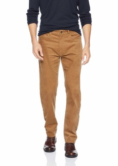 Nautica Men's 5 Pocket Stretch Corduroy Pant  38W 30L