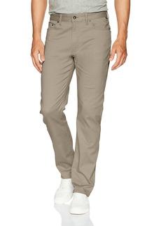 Nautica Men's 5 Pocket Stretch Twill Pant  33W 34L