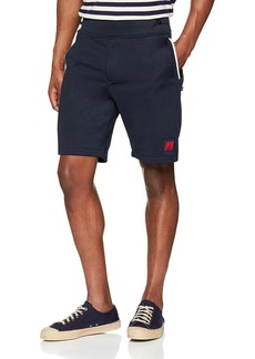 Nautica Men's Active Fit Terry Short Shorts