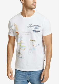 Nautica Men's Artist Series Graphic T-Shirt