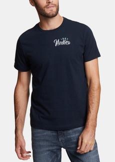 Nautica Men's Big & Tall Maritime Sailing Logo Graphic T-Shirt
