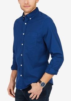 Nautica Men's Big & Tall Stretch Oxford Shirt