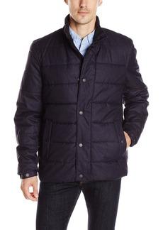 Nautica Men's Brushed Herringbone Jacket  L