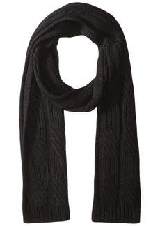 Nautica Men's Cable Knit Scarf