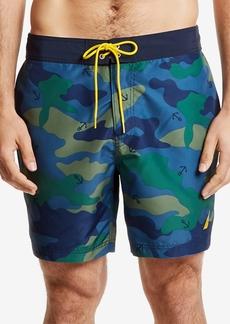 2db02a4a2c On Sale today! Nautica Nautica Men's Quick-Dry Paisley Swim Trunks