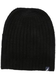 Nautica Men's Cardi Stitch Hat