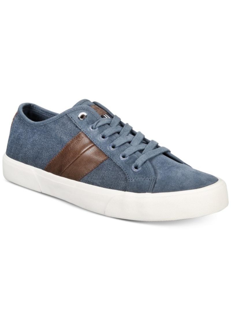 Nautica Men's Carrollton Low-Top Lace-Up Sneakers Men's Shoes