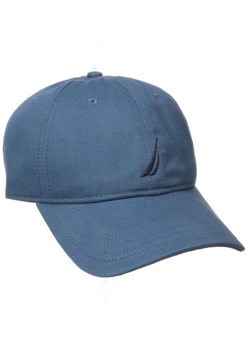Nautica Men's Chino Twill Signature Cap
