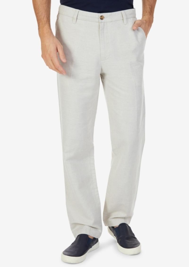 Nautica Men's Classic-Fit Lightweight Pants