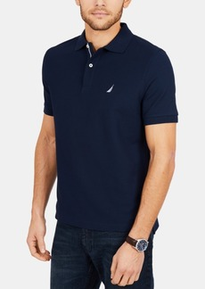Nautica Men's Classic Fit Performance Deck Polo